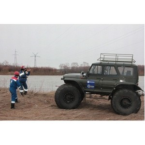 Рязаньэнерго принял участие в учениях по ликвидации ЧС  на территории Рязанской области
