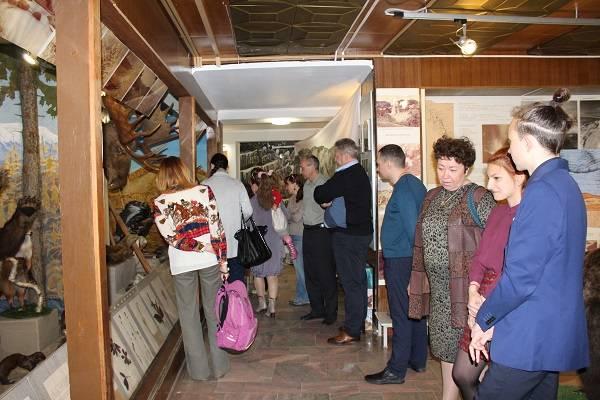 Активисты ОНФ на Камчатке провели акцию «Идем в музей»