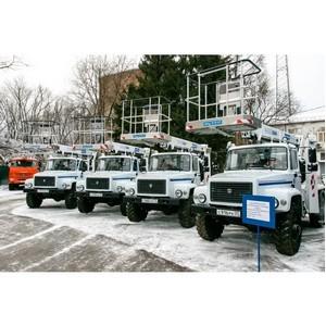 Владимирэнерго: в 2018 году в автопарк филиала поступило 78 единиц новой спецтехники