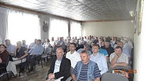 Компания «ДеЛаваль» провела семинар на тему «Заготовка объемистых кормов»