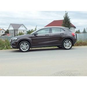 Росгосстрах в Пензенской области выплатил около 1,3 млн рублей за разбитый Mercedes-Benz