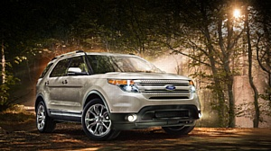 Заплатите 247 000 руб. – и уезжайте на новом Ford Explorer!