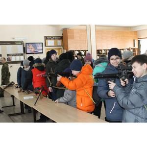 Участники «Молодежки ОНФ» в Кировской области присоединились к акции «В армию на денек»