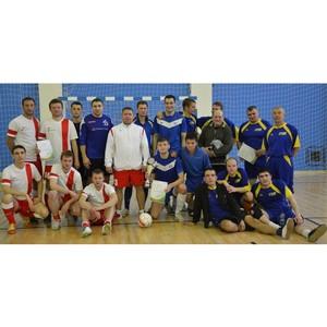 Турнир по мини-футболу на кубок председателя Северо-Восточного банка Сбербанка России