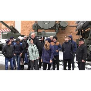 Специальная экскурсия для детей на Уралтрансмаше