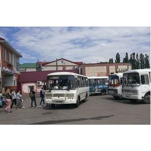 Активисты ОНФ призвали власти не допустить сокращения пригородных маршрутов в Воронеже