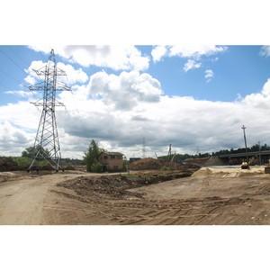 Филиал «Рязаньэнерго» обеспечил возможность строительства дорожной развязки в Рязани