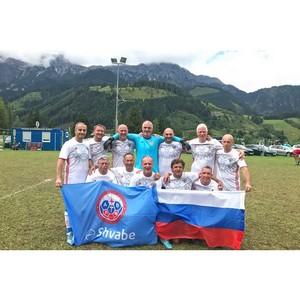При поддержке «Швабе» российская команда врачей стала чемпионом мира по футболу