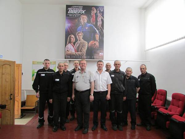 В ЛИУ-16 ГУФСИН Кузбасса состоялся шахматный турнир с участием попечительского совета