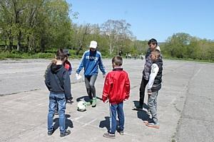 Благоустройство новых площадок поможет реализации проекта ОНФ «Равные возможности – детям»