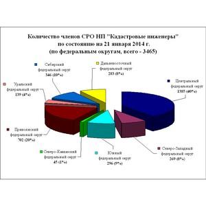 Пензенское подразделение СРО НП «Кадастровые инженеры» объединяет в своих рядах 75 членов
