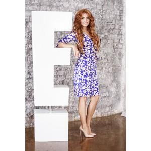 Анастасия Стоцкая поделится секретами стиля в эфире телеканала Е!