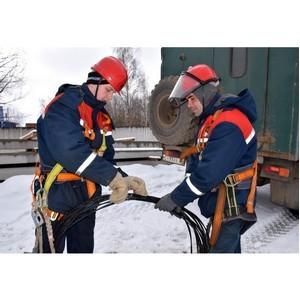 Энергетики Владимирэнерго повысили надежность электроснабжения потребителей Владимирской области