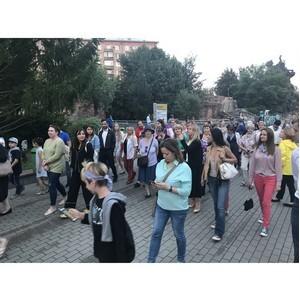 Активисты ОНФ провели праздник Красной книги в Московском зоопарке