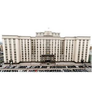 В Государственной Думе встретились лидеры фракций парламентов стран СНГ