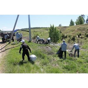 Активисты ОНФ участвуют в ликвидации несанкционированных свалок в Курганской области