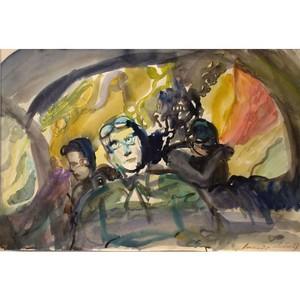 Чужих Хиросим не бывает. Выставка Александра Лабаса в Музее Востока