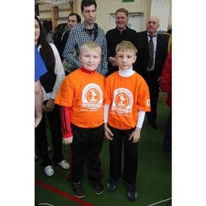 Юные мастера каратэ вышли на татами в 11-ый раз
