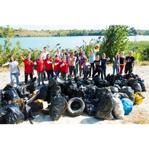 228 тысяч россиян вышли на акции во Всемирный день чистоты 15 сентября