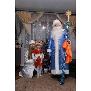 «Катавский цемент» поздравил детей сотрудников с Новым годом