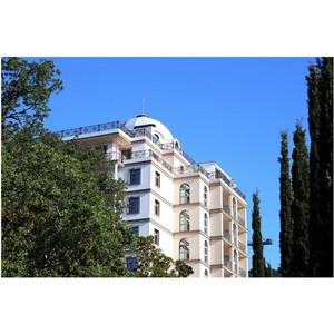 Резиденция «Дипломат» готова на 80%