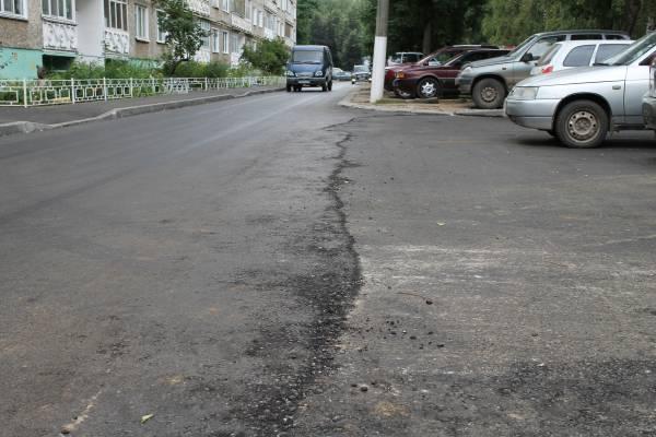 ОНФ в Кировской области держит на контроле благоустройство дворов в Кирове