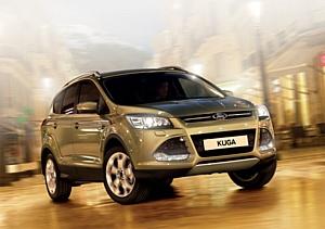 Новый Ford Kuga в «Независимость Ford»!