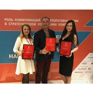 Дебютное участие ИПК «Платина» в конкурсе «Лучшее корпоративное медиа - 2018» стало победным