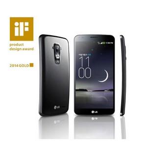 LG G Flex получил высшую награду в рамках премии iF Design Awards за 2014 год
