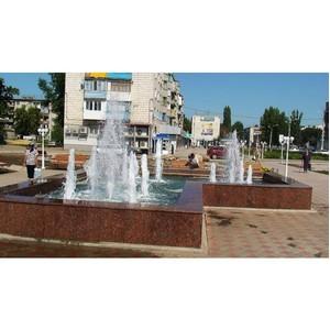 В Урупском муниципальном районе завершается благоустройство общественных территорий