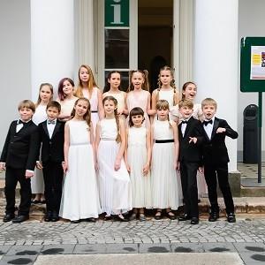 Детский хор «Великан» при поддержке БФ «Сафмар» принял участие во Всемирных хоровых играх в Австрии