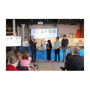 В Москве открылось представительство международной сети бизнес-инкубаторов ТеchCode