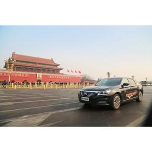 Лучший китайский бренд GAC Motor обслуживает сессии ВСНП и НПКСК-2016 в Пекине