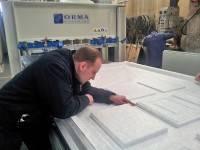 Тренинг специалистов «Интервесп» на заводе Orma (Италия)