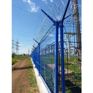 Удмуртэнерго повышает уровень охраны энергообъектов филиала