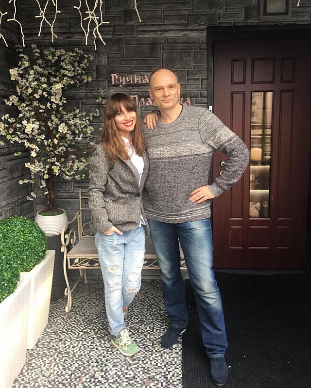 """Юлия Беретта: """"Ручная Пластика Юрия Волынкина - это волшебство!"""""""