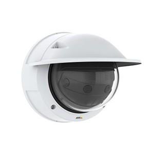 Новый продукт Axis — четырехсенсорные панорамные камеры видеонаблюдения с «бесшовным» 8,3 МР видео