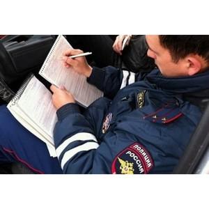 Полицейскими задержан водитель по подозрению в покушении на мелкое взяточничество