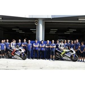 Yamaha Motor Co., Ltd. провела пресс-конференцию по мотоспорту за 2014 год