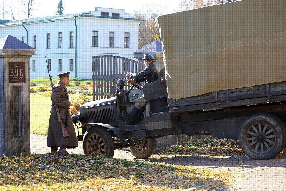 Скоро на «Первом канале» начинается показ исторической драмы «Мятеж» производства «Киностудии КИТ»
