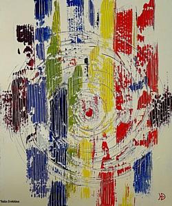 Выставка художника Юлии Ерохиной