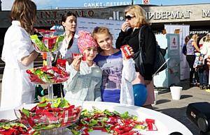 """Праздник для детей """"Ветер перемен"""" (Санкт-Петербург)"""