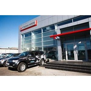 Открытие нового дилерского центра Mitsubishi Motors в Благовещенске