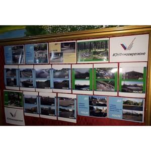 В Курганской области открылись фотовыставки «ОНФ в моем регионе»