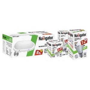 Navigator - марка светодиодных светильников и ламп