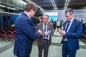 Состоялся визит официальной делегации Красноярского края в Санкт-Петербург