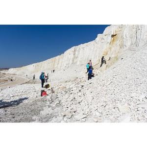 Ученые-геологи высоко оценили рекультивацию карьера «Белгородского цемента»