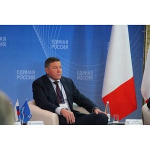 Из-за провала «Единой России» в Вологде ожидаются масштабные кадровые перестановки