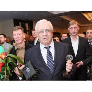 Генеральный директор ОАО «Синар» Алексей Елезов стал «Человеком года» среди промышленников