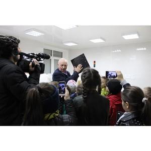 ОНФ организовал для школьников экскурсии на предприятия Кабардино-Балкарии